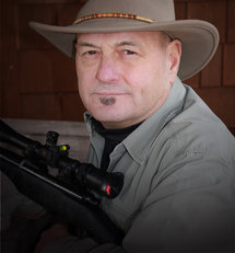 chuck mccoy, long range hunter, Flatline Ops CEO Founder, Flatlineops.com